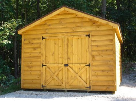 buy replacement wood shed doors    yard