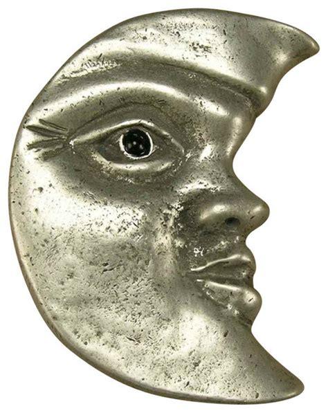 Half Moon Knobs by Half Moon Right Knob Antique Bronze Antique Copper