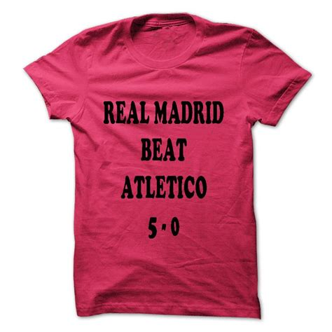 Sweater Hoodie Atletico Madrid 1 real madrid beat atletico madrid t shirt hoodie sweatshirt 3000 career t shirts