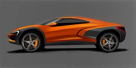 mclaren suv mclaren supersport suv on behance