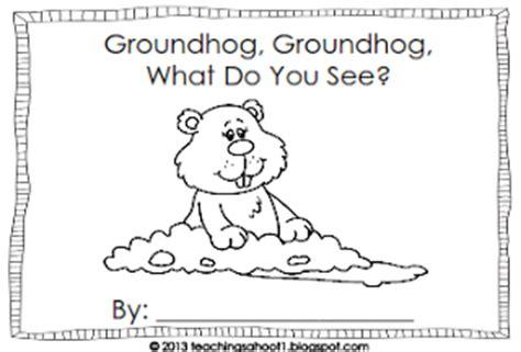 groundhog day sa prevodom teaching s a hoot groundhog day freebie