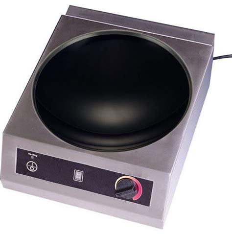 induction wok burner tarrison cw 25 1 15 quot countertop induction wok range hot