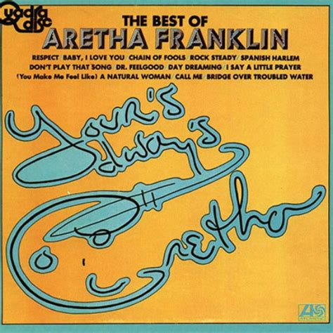 the best of aretha franklin 1973 the best of aretha franklin compilation soundarts