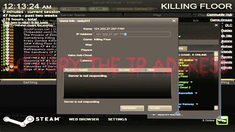 top 28 killing floor 2 how to host a killing floor