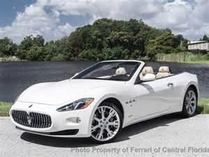 Maserati Florida Convertible Maserati Granturismo Orlando Mitula Cars