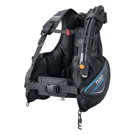 tusa crestline bcd vest jacket bcds scuba equipment dive gear best prices