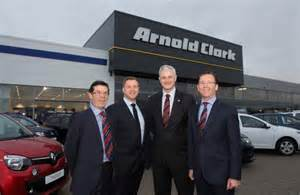 Renault Arnold Clark Arnold Clark Opens Uk S Largest Renault And Dacia