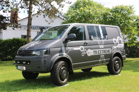 R E A D Y T5 Custom volkswagen t5 4x4 amazing photo gallery some