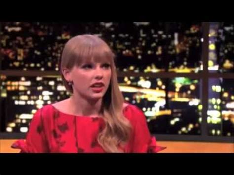 taylor swift and that was the moment i knew taylor swift funny moments 2012 youtube