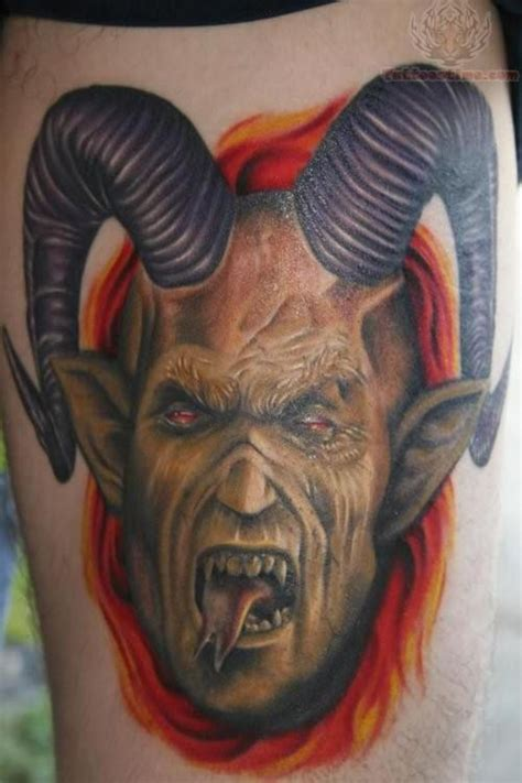 tattoo pictures of the devil 20 satan tattoos designs