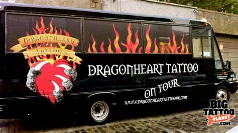 jan craig dragonlady mobile tattoo studio tattoo big
