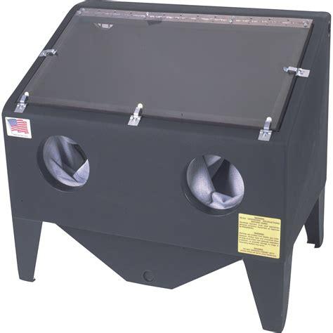 sandblaster cabinet for sale alc polymer benchtop abrasive blast cabinet 30in model