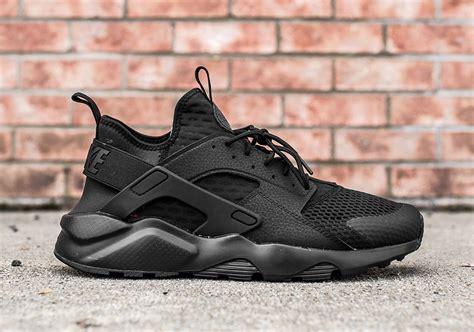 Nike Huarache Black by Nike Air Huarache Ultra Br Black Sneakernews
