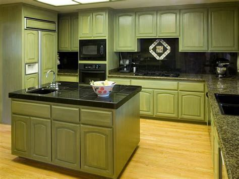 Reused Kitchen Cabinets Favorite 31 Green Kitchen Cabinets Photos Green Kitchen Cabinets In Kitchen Cabinet