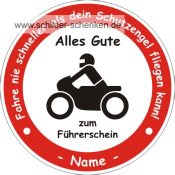 Motorradf Hrerschein Info by Schild Ronde F 252 Hrerschein Motorrad