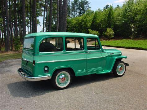 1960 Jeep Willys 1960 Willys Jeep Station Wagon Jeep