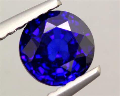 Blue Sapphire 6 15ct 1 15ct royal blue sapphire cut