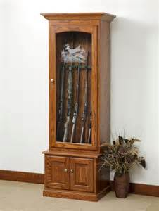 gun cabinet manufacturers 6 gun cabinet town country furniture