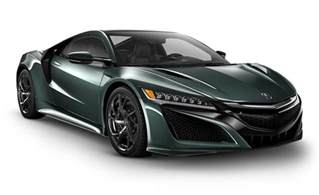Acura Sports Cars Sports Cars 2017 Acura Nsx Specs Price Car Finder