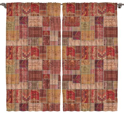 Patchwork Panels - patchwork style antique design vintage decor