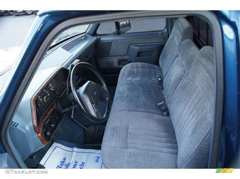 1991 Ford F150 Interior by 1989 Ford F150 Regular Cab 4x4 Interior Color Photos Gtcarlot
