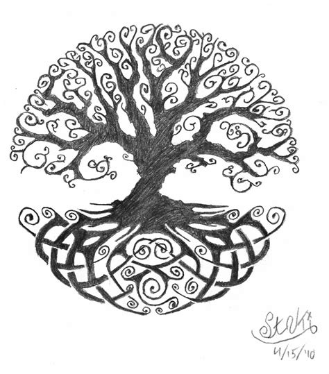 celtic tree of life tattoo lettering topic celtic family tree designs