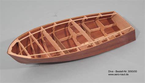 speedboot planeren aeronaut diva scale cabin cruiser kit