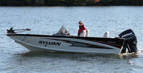 sylvan boats canada sylvan explorer 1600 sc power boating canada
