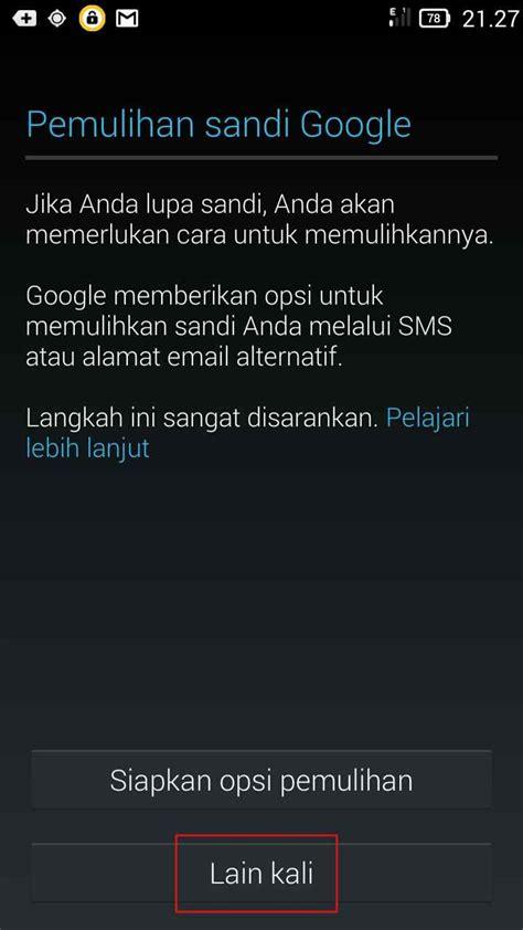 dua  membuat email gmail   verifikasi