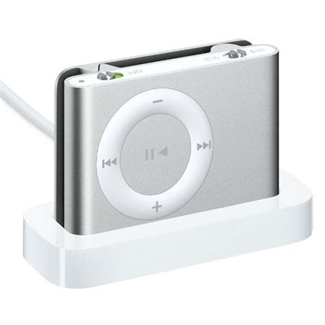 Ipod Accessories 2 by Apple Ipod Shuffle Dock For 2nd Generation Ipod Shuffle