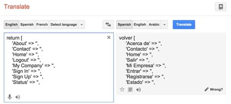 yii2 language tutorial programming with yii2 localization with i18n your web app