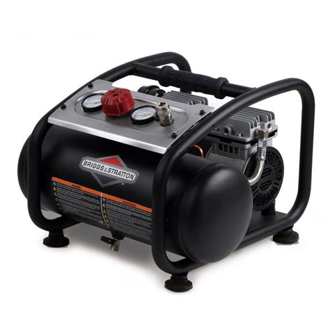 briggs stratton 3 gallon portable electric air compressor shop your way