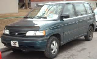 1994 mazda mpv information and photos zombiedrive