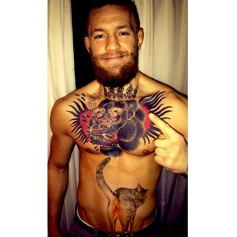 conor mcgregor tattoo bedeutung parody of bellybutton tattoo of conor mcgregor if you