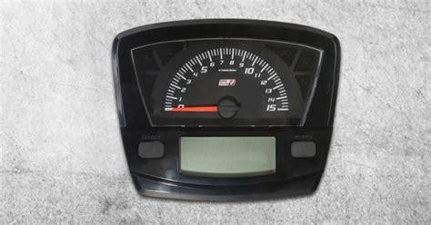 Meter Digital Ex5 Palex Motor Parts Product Uma Racing Digital Meter For