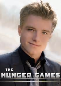 peeta mellark the hunger games photo 22312397 fanpop