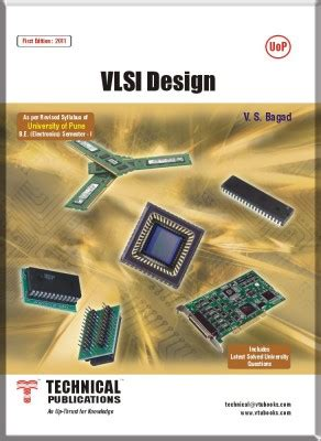 vlsi layout design jobs in india vlsi design for pune university 1st edition by v s bagad