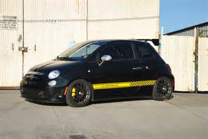 Custom Fiat 500 Abarth
