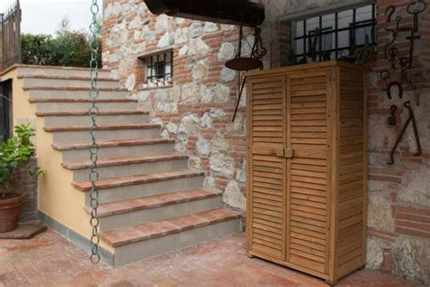 armadio esterni armadio per esterno armadio in resina ante per esterno