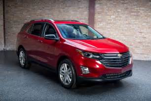 2018 chevrolet equinox review specs colors interior