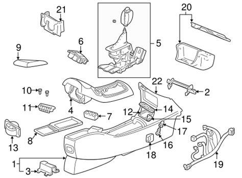 automotive repair manual 1999 buick regal spare parts catalogs oem 1999 buick regal center console parts gmpartsonline net