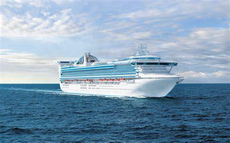 Golden Princess Cruise Ship, 2018 and 2019 Golden Princess