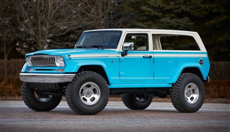 What Is The Meaning Of Jeep Seven Jeep Concepts Revealed Photos 1 Of 8