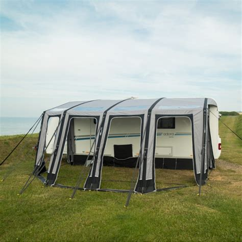vango inflatable awning vango kalari 520 awning with airbeam frame you can caravan