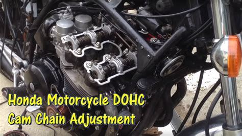mid  honda dohc motorcycle cam chain