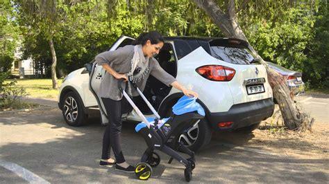pram that turns into a car seat doona the next generation car seat