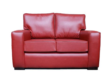red faux leather sofa bed sofa ideas red sofa bed