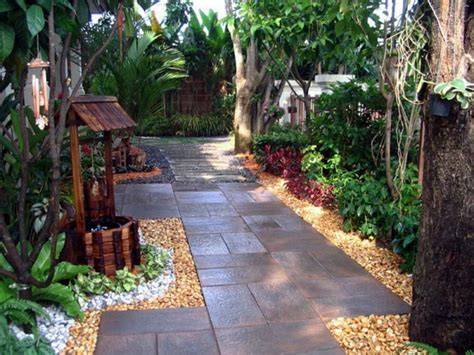small backyard landscaping ideas low maintenance home