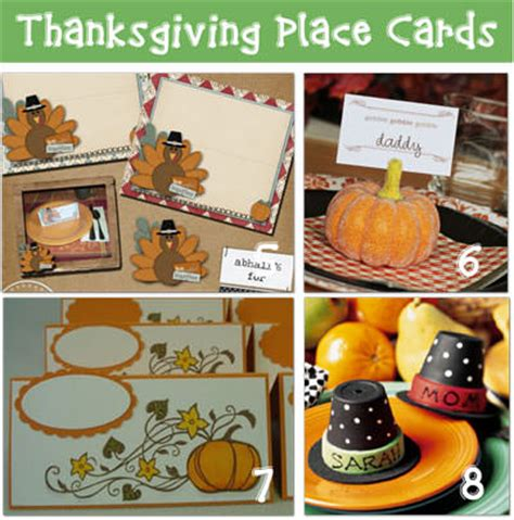 thanksgiving place cards to make diy thanksgiving place card ideas tip junkie