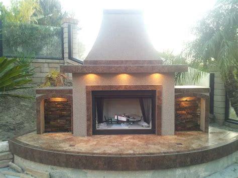 extreme backyard designs custom fireplaces extreme backyard designs